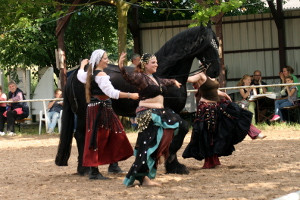 Mittelalterfest im RV Heidelberg-Rohrbach