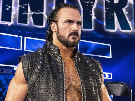 Drew McIntyre tests positive for COVID