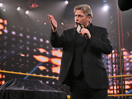 Exclusive: William Regal says he's sometimes used 'too much' on screen on WWE NXT