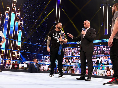 SmackDown Results 26/3/21: Universal title picture finally confirmed