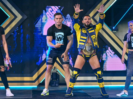 Exclusive: Johnny Gargano was 'adamant' about NXT heel turn