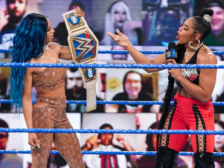 SmackDown Results 26/2/21: Belair finally confirms Banks challenge