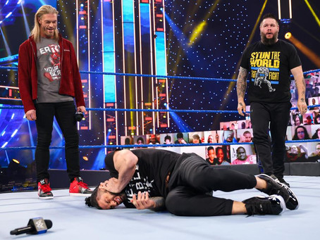 SmackDown Results 5/2/21: Edge's target remains a mystery