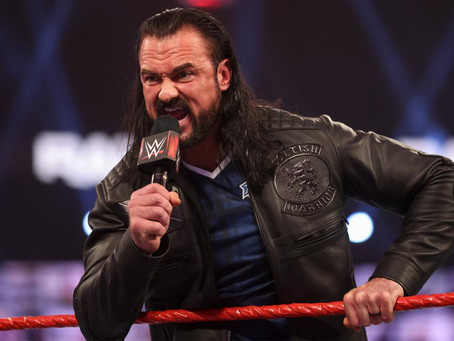 Raw Results 5/4/21: McIntyre gets a WrestleMania Edge