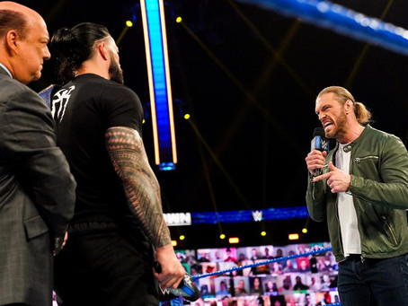 SmackDown Results 19/2/21: Mind games continue between Edge and Reigns