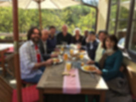 Fiberreed Team. Stuttgart, Germany. Old Donkey Mill. Business Consulting. Media. Partnerships.