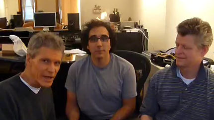 David Sanborn and Bill Singer with Mauro