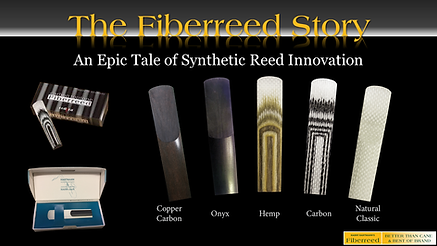 The Fiberreed Story - The Wedge Distribution