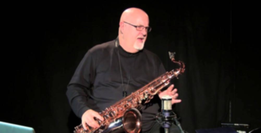 Legend Tom Scott - Fiberreed Professional Artist Endorser
