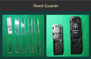 Reed Guards at The Wedge Distribution