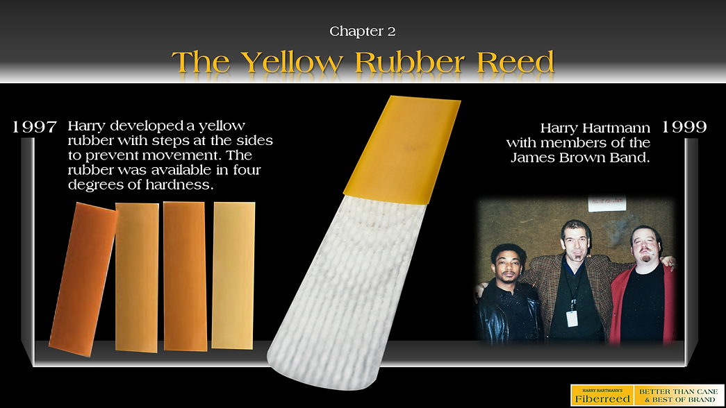 Fiberreed Story Chapter 2 at The Wedge Distribution
