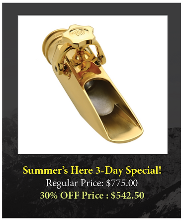 GAIA 3 Tenor Gold - Summer's Here Special - The Wedge Distribution