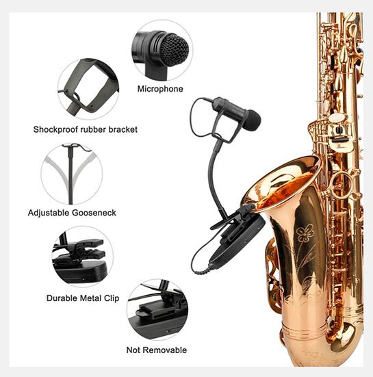 KM-G150-3 Wireless instrument mic