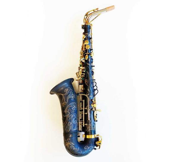 Theo Wanne Narayan Alto Saxophone