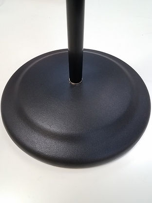 Round Base Mic Stand at The Wedge Distribution