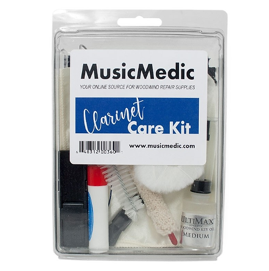 Music Medic Clarinet Care Kit