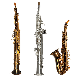 Theo Wanne MANTRA Soprano Saxophones at The Wedge Distribution
