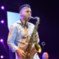 Musique de Marc Tornado Flute Booster Endorser Anibal Rojas at The Wedge Distribution