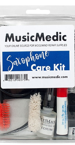 Music Medic Saxophone Care Kit