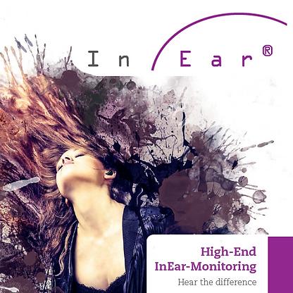 The Wedge InEar Premium Monitors
