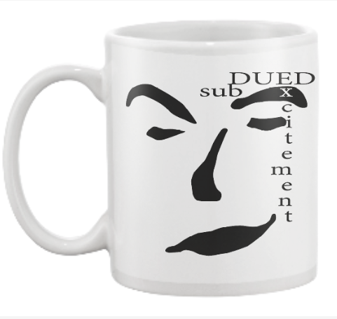 Subdued Excitement Tempature Color Changing Mug
