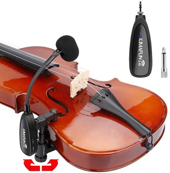 KM-CX220-3 Violin Microphone
