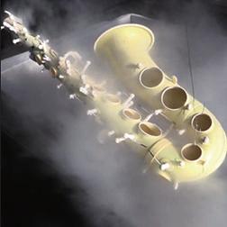 Forestone Saxophone USA - The Wedge Distribution