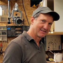 Kent Chasson Master guitar Craftsman