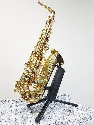 Peak Alto Saxophone Stand at The Wedge Distribution