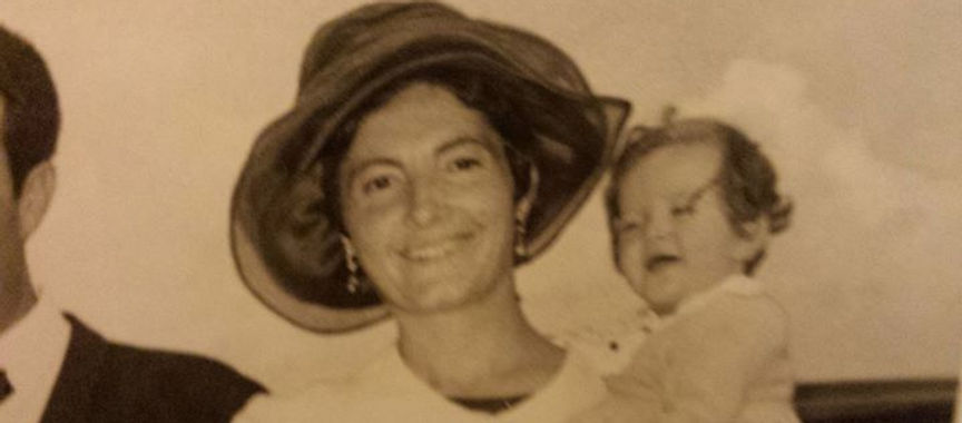 Io e la mia bellissima mamma <3