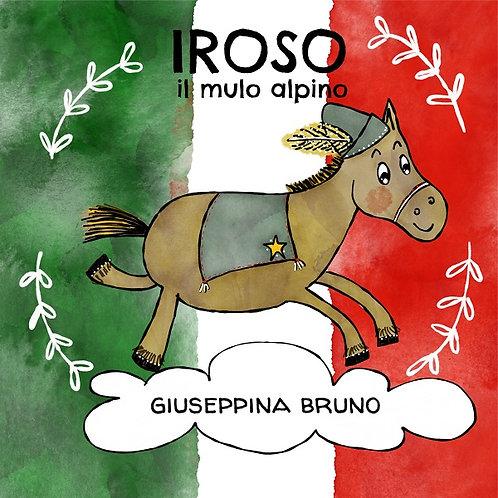Iroso, il mulo Alpino