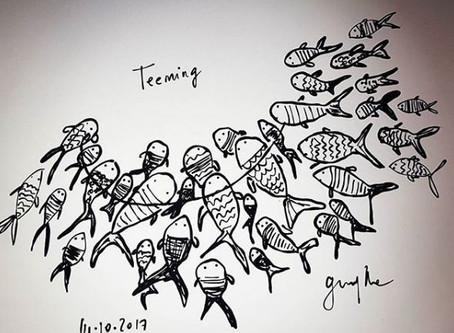 Migrazione dei pesci
