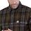 Thumbnail: Workwear: Skjorte med mønster og lomme