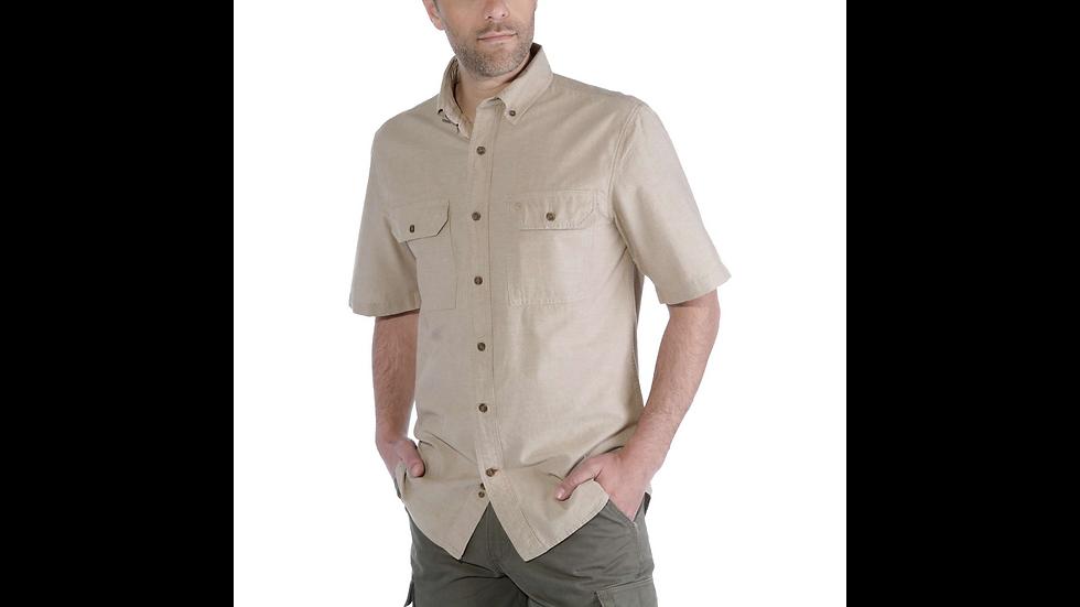 Workwear: Skjorte med to lommer. Kommer i 3 ulike farger.
