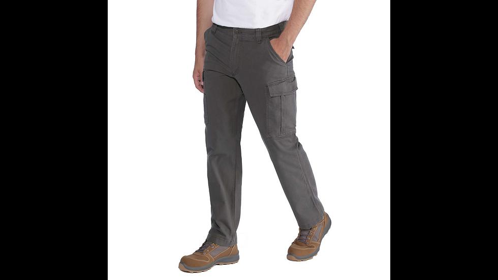 Workwear: Bukse med ekstra sidelommer. Kommer i tre ulike farger.