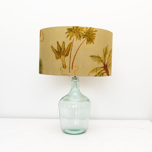 Laney Lampshade in Solitude Sand
