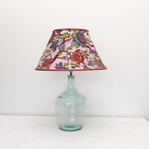 Lula Lampshade in Eden Rose-Pink