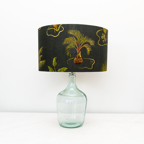 Laney Lampshade in Solitude Charcoal