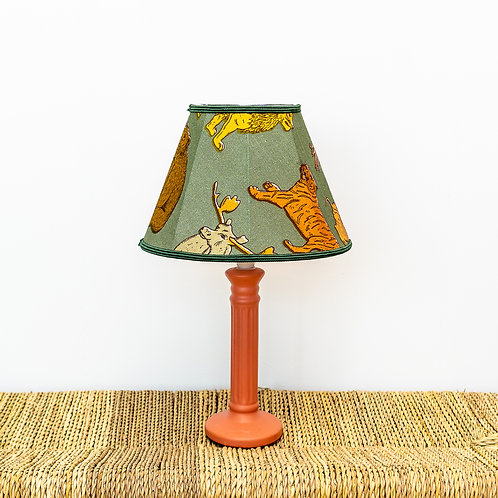 Mini-Lula Lampshade in Assemble Khaki