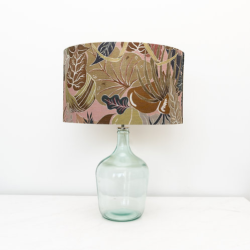 Laney Lampshade in Serendipity Rose-Gold