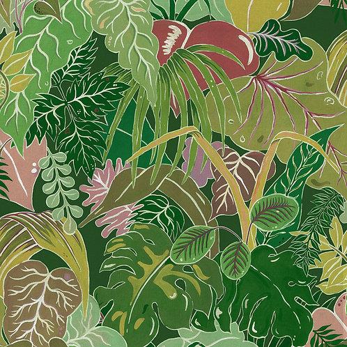 Serendipity Jungle Green A3 Sample
