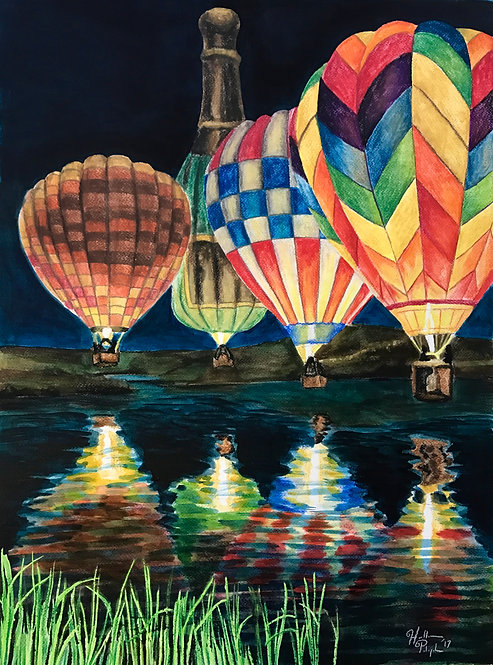 Temecula Valley Balloon and Wine Festival 2017