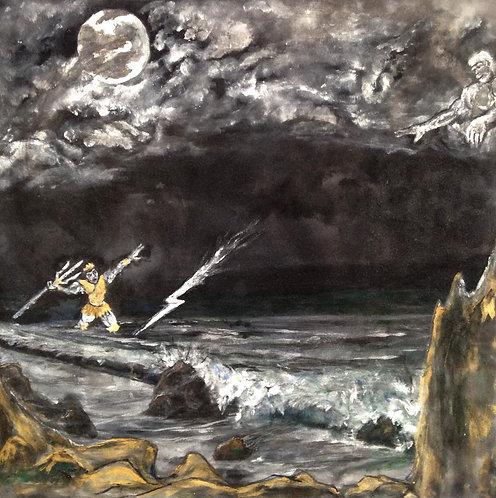 Zuess vs. Poseidon