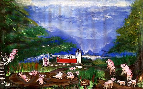 Swine Lakes