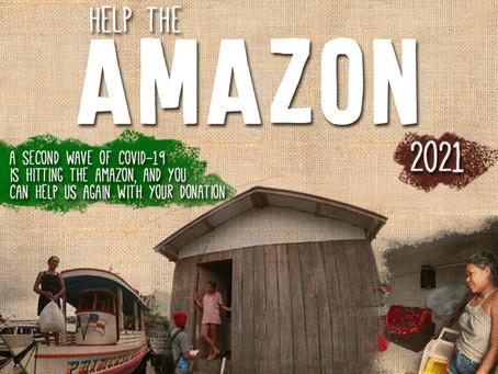 🇬🇧Help us help the communities in the Amazon