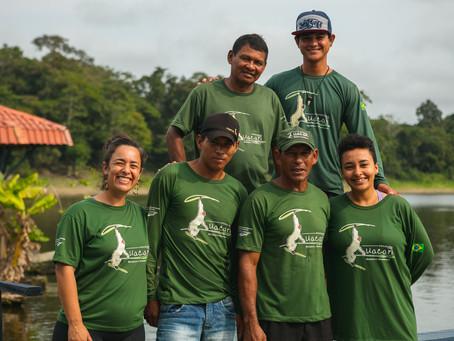 🇧🇷 Pousada Uacari gera R$ 2,8 milhões em benefícios para as comunidades locais da Reserva Mamirauá