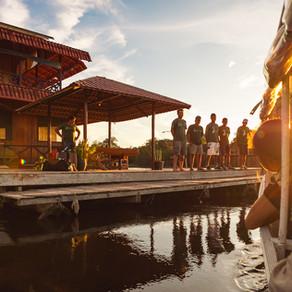 🇧🇷 E… reabrimos nossas portas! Esperamos você na Uakari Lodge a partir de 15 de Agosto