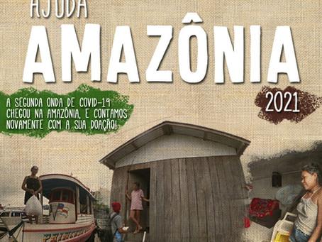 🇧🇷Ajude-nos a ajudar as comunidades ribeirinhas da Amazônia