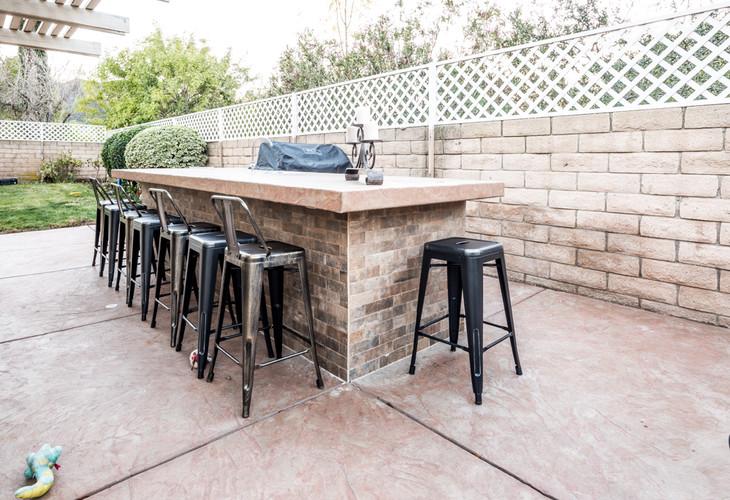 Patios & Backyard Remodel