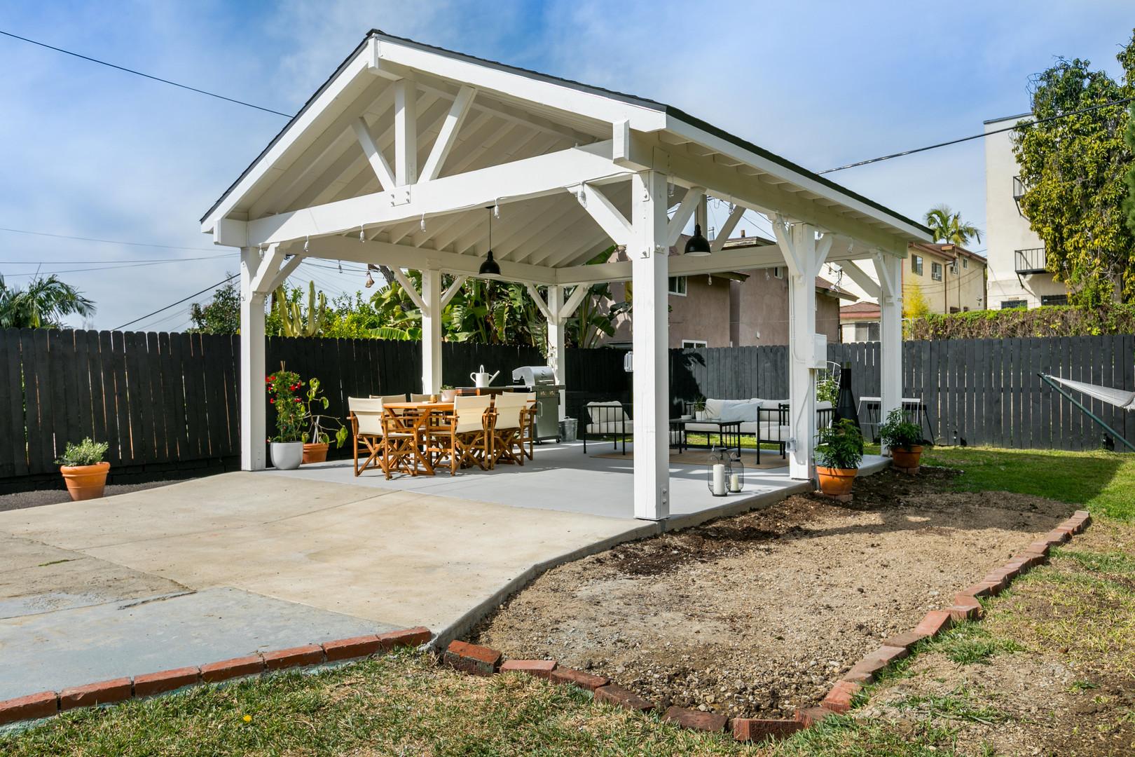 Patio & Backyard Remodel